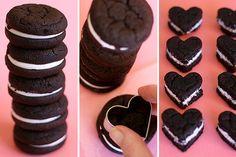 galletas Divertidas corazón