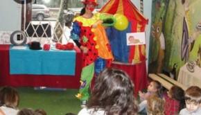 annes circus show