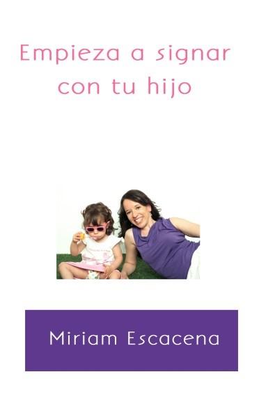 Libro Signar Miriam