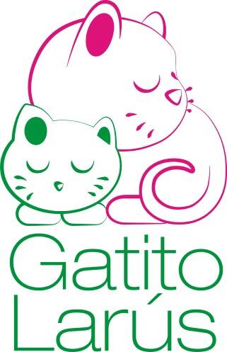 Logo Gatito Larús