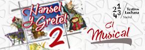 Hansel y Gretel 2 El Musical